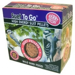Suet Pellets with Berries