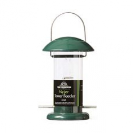 Nyjer  Tower Feeder - Green
